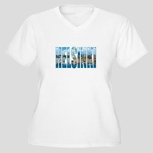 Helsinki Plus Size T-Shirt