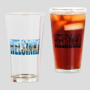 Helsinki Drinking Glass