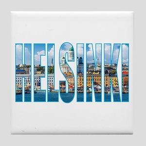 Helsinki Tile Coaster