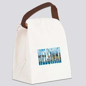 Helsinki Canvas Lunch Bag