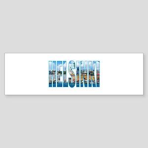 Helsinki Bumper Sticker