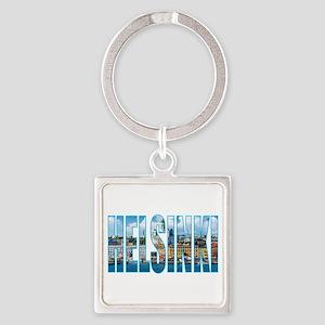 Helsinki Keychains