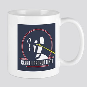 Gort Klaatu Barada Nikto Mugs