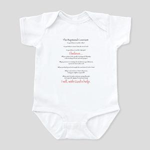 Baptismal Covenant Infant Bodysuit