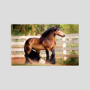 Gypsy Horse Area Rug