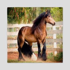 Gypsy Horse Queen Duvet