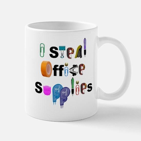 Office Supplies Mug