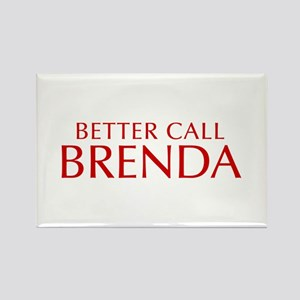 BETTER CALL BRENDA-Opt red2 550 Magnets