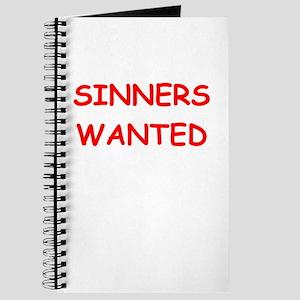 sinners Journal