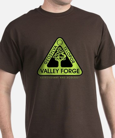 Valley Forge Spaceship Crest T-Shirt