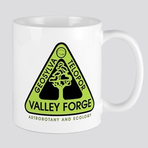 Valley Forge Spaceship Crest Mugs