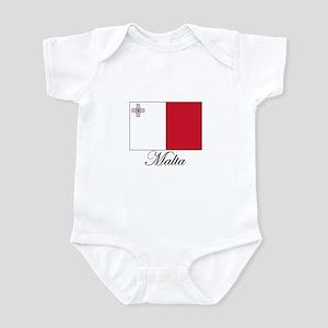 Malta - Flag Infant Bodysuit