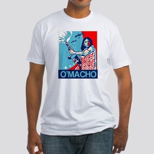 O'macho Fitted T-Shirt
