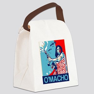 O'macho Canvas Lunch Bag