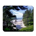 Ruby Beach Mousepad