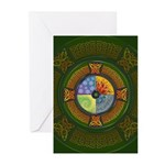 Celtic Elements Greeting Cards (Pk of 20)