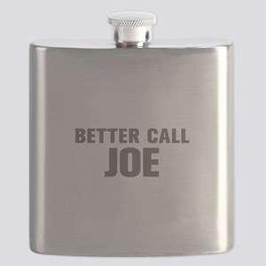 BETTER CALL JOE-Akz gray 500 Flask