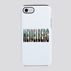 Heidelberg iPhone 7 Tough Case