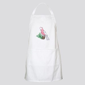 GALAH COCKATOO AND FOLIAGE Apron