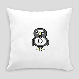 3+5=8 Everyday Pillow
