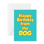 60 Dog Years Birthday Card