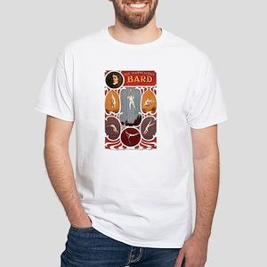 BARD CIRCUS white t-shirt