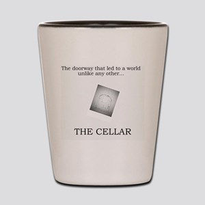 The Cellar By Melissa Alina Strouse Shot Glass