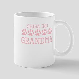 Shiba Inu Grandma Mugs