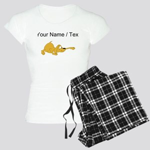 Custom Dog Sneaking Pajamas