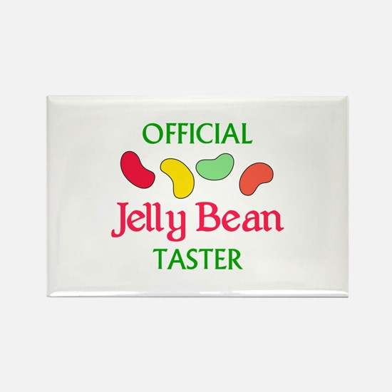 OFFICIAL JELLY BEAN TASTER Magnets