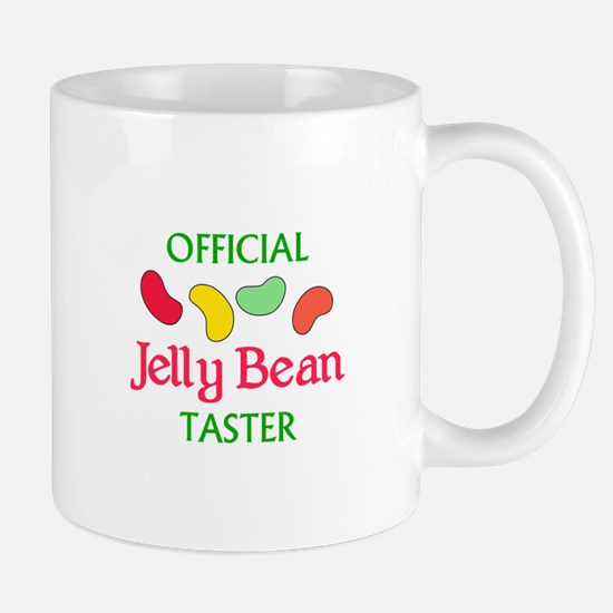 OFFICIAL JELLY BEAN TASTER Mugs