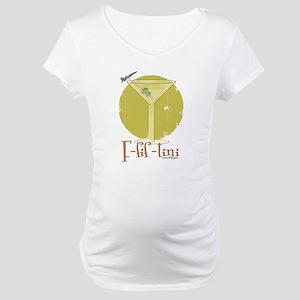 F-fif-tini Maternity T-Shirt