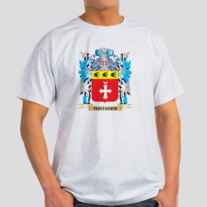 Thatcher Coat of Arms - Family Crest T-Shirt