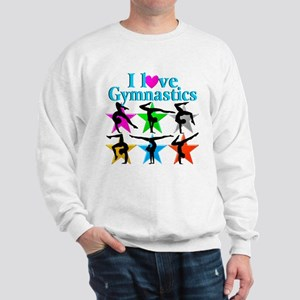 SUPER STAR GYMNAST Sweatshirt