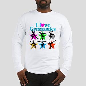 SUPER STAR GYMNAST Long Sleeve T-Shirt