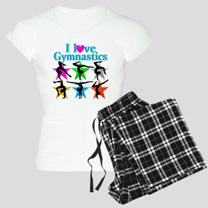 SUPER STAR GYMNAST Women's Light Pajamas