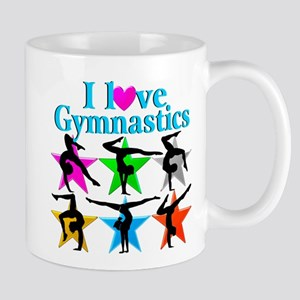 SUPER STAR GYMNAST Mug