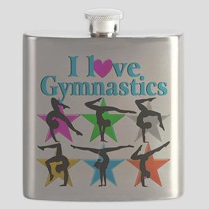 SUPER STAR GYMNAST Flask
