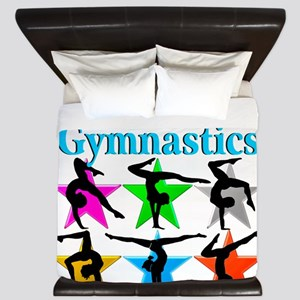 SUPER STAR GYMNAST King Duvet