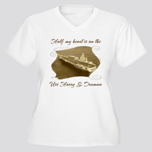 ussharrystruman Plus Size T-Shirt