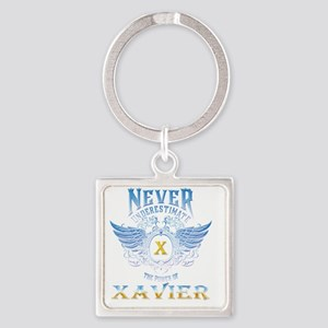 never underestimate the power of Xavier Keychains