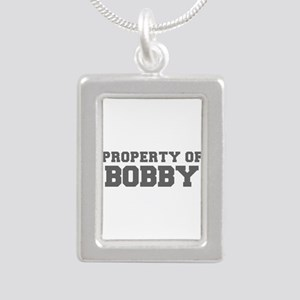 PROPERTY OF BOBBY-Fre gray 600 Necklaces
