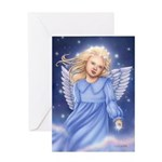 Angel of the Air Greeting Card