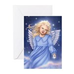 Angel of the Air Greeting Cards (Pk of 20)