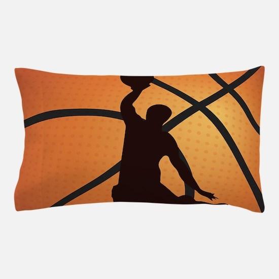 Basketball dunk Pillow Case