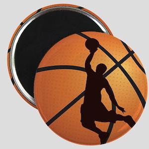 Basketball dunk Magnets