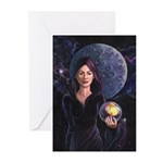 Crystal Moon Greeting Cards (Pk of 20)