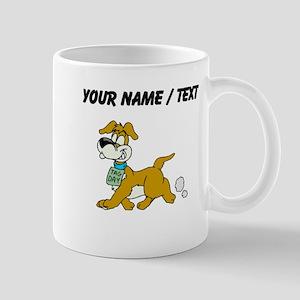 Custom Cartoon Dog Mugs