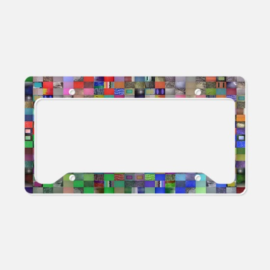 Mishmash License Plate Holder