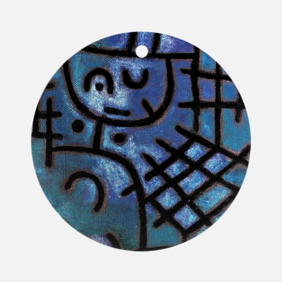 Klee - Captive Round Ornament